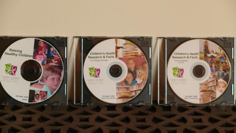 Menai Chiropractor - Discs